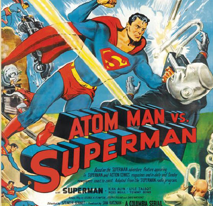 Atom Man vs. Superman (1950)