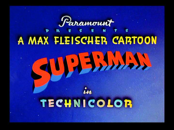 Superman (Fleisher 1941-1943)