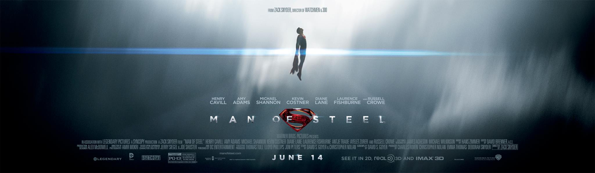 Man Of Steel : Les Photos