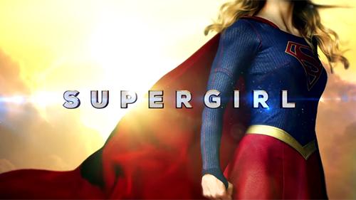 Supergirl est diffusée