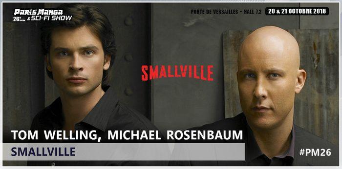 Smallville était à Paris !