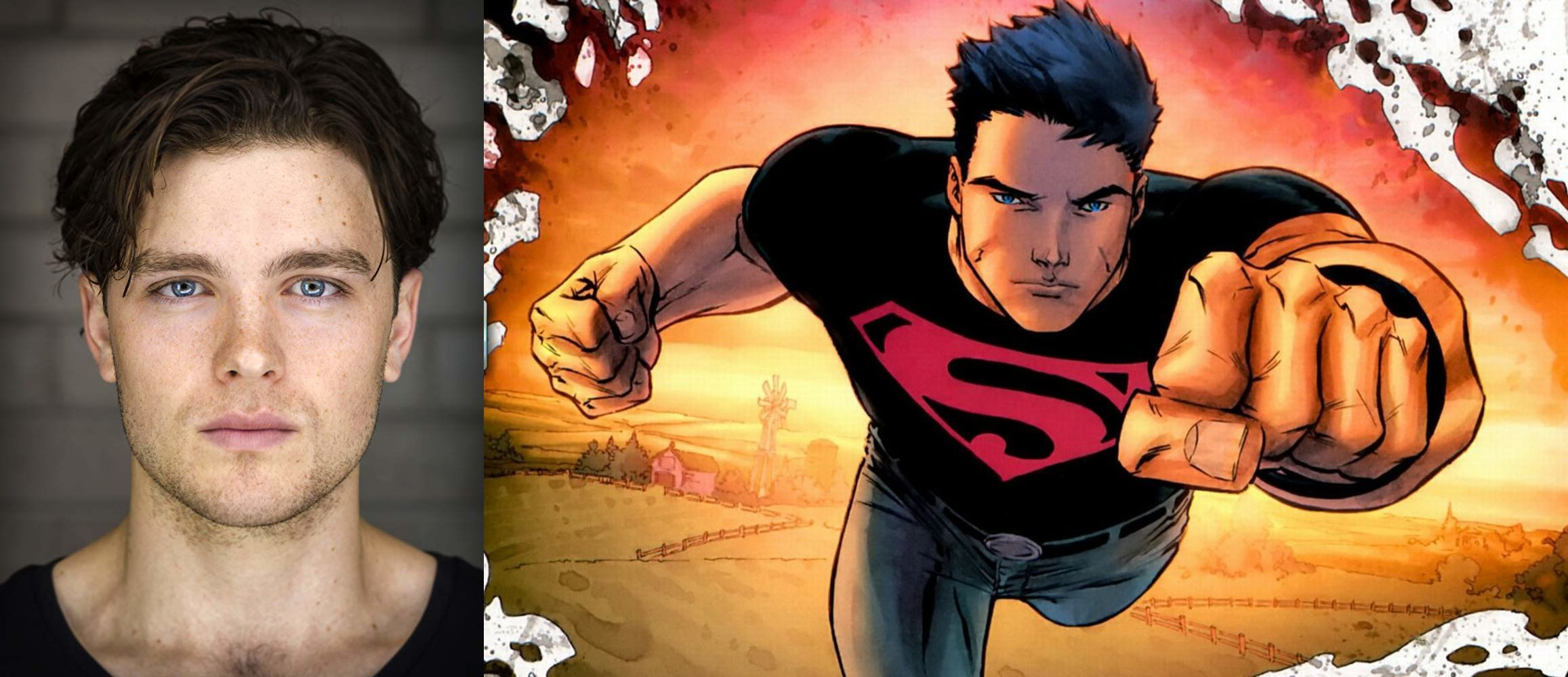 Un acteur pour Superboy chez Titans