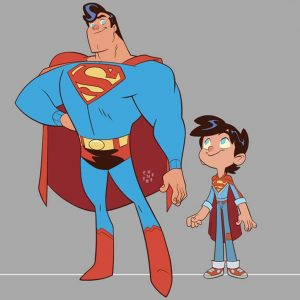 superman family