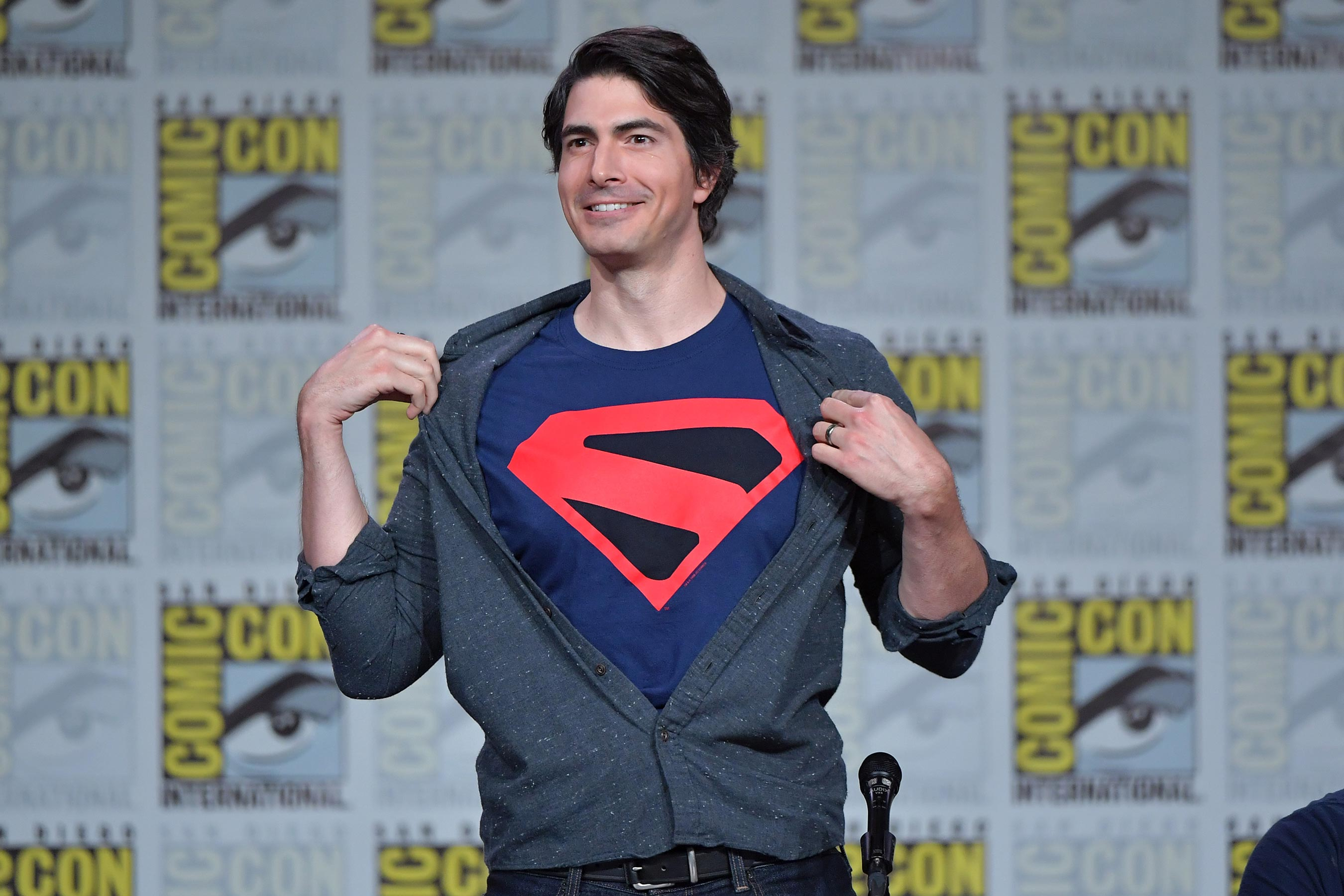 Brandon Routh, de nouveau Superman !