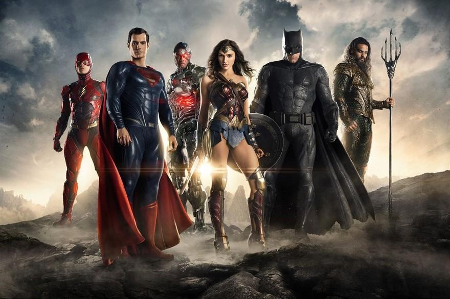 Justice League : Snyder's Cut