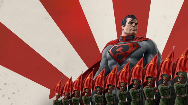 Superman : Red Son (2020)